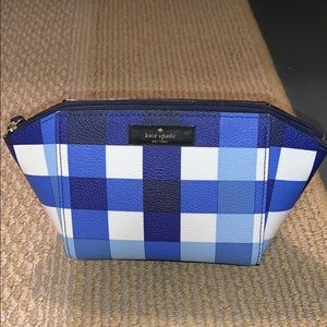 Kate Spade small cosmetic bag